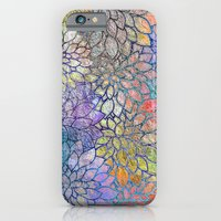 Floral Abstract 3 iPhone 6 Slim Case