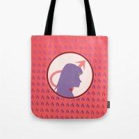 Sailor Mars Tote Bag