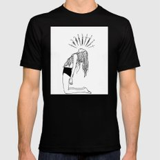May 1st SMALL Mens Fitted Tee Black