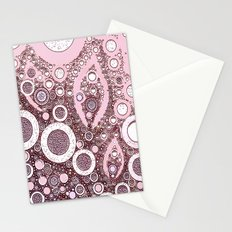 :: Pink Champagne :: Stationery Cards