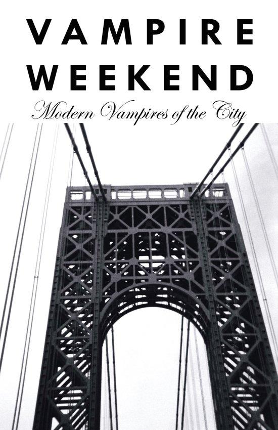 Vampire Weekend / George Washington Bridge Art Print