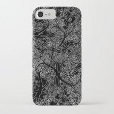 Tree Repeat Black Slim Case iPhone 7
