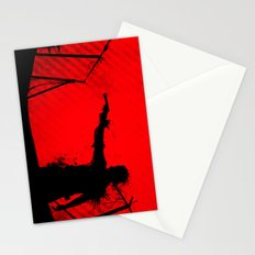 The Walking Dead Rick Stationery Cards