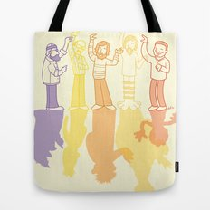 Making Magic Tote Bag