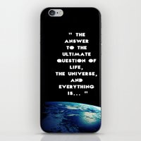 Forty Four iPhone & iPod Skin