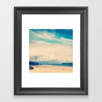 Padstow Estuary  Framed Art Print