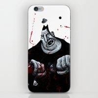Pete iPhone & iPod Skin
