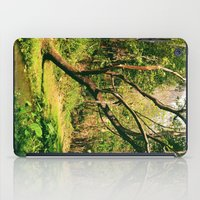 Wang Madcha Creek iPad Case