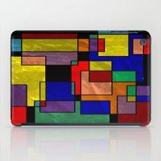 Abstract #316 iPad Case