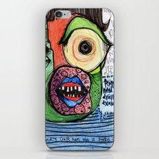 People Need Dramatic Examples iPhone & iPod Skin