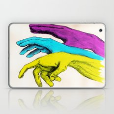 Painted Hands Laptop & iPad Skin