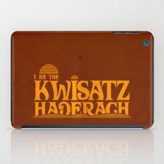Kwisatz Haderach iPad Case