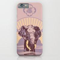 Patience & Wisdom iPhone 6 Slim Case