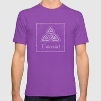 Trionaid Mens Fitted Tee Ultraviolet SMALL