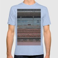 /// Mens Fitted Tee Tri-Blue SMALL