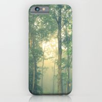 Beyond the Mist Lies Another World iPhone 6 Slim Case
