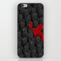 REACT iPhone & iPod Skin