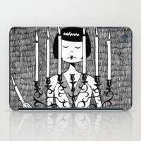 Eloise sets the mood iPad Case
