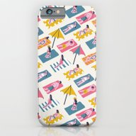 iPhone & iPod Case featuring Beach Time by Sara Maese
