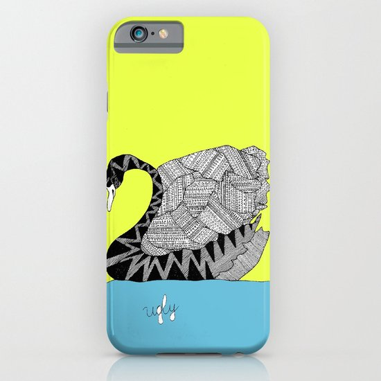 Ugly Swan iPhone & iPod Case