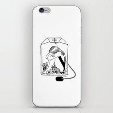 Lady Grey Tea iPhone & iPod Skin