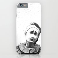 iPhone & iPod Case featuring Mime  by Red Lady Locks