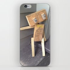Please look after this robot iPhone & iPod Skin