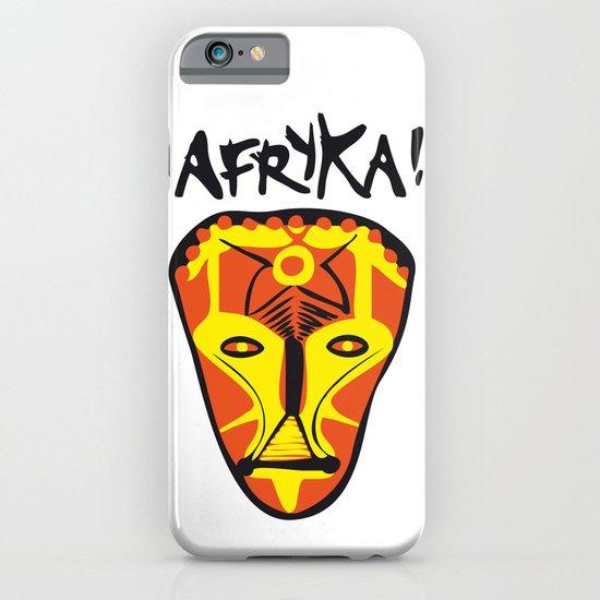 Afryka! iPhone & iPod Case