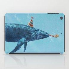 Party Whale  iPad Case