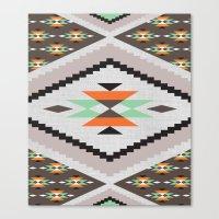 Navajo Canvas Print