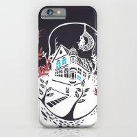Round Tree House iPhone 6 Slim Case