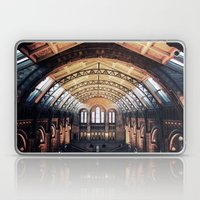 London Natural History Museum  Laptop & iPad Skin