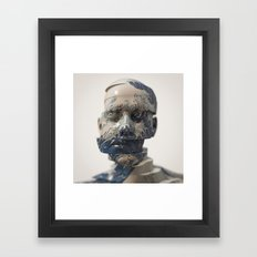 Meditation 01 Framed Art Print