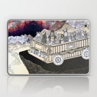 Animals On A Wagon Laptop & iPad Skin