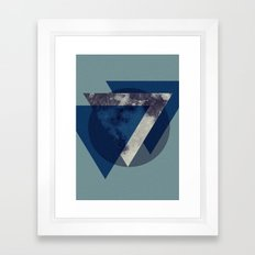 DIE 3 Framed Art Print