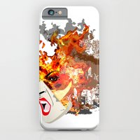 Fire- from World Elements Series iPhone 6 Slim Case