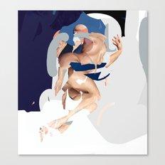 BREATHWORK Canvas Print