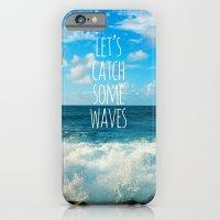 Wave Catcher iPhone 6 Slim Case
