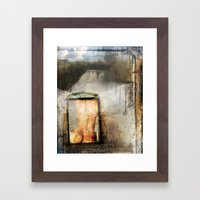 Archangel Haniel Framed Art Print