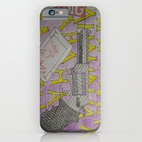 do you want to know how I got these scars? iPhone 6 Slim Case