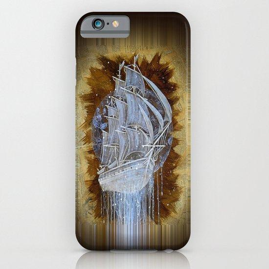 """Man-O-War III"" iPhone & iPod Case"