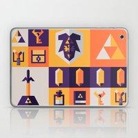 Legend of Zelda Items Laptop & iPad Skin