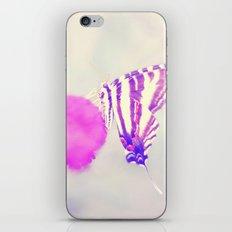 Butterfly Bokeh iPhone & iPod Skin