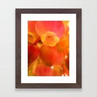 Lift Off Framed Art Print
