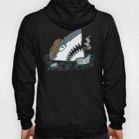 The Dad Shark Hoody