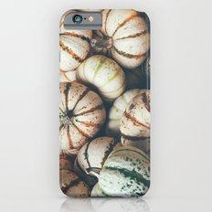 Autumn Pumpkins Slim Case iPhone 6s