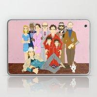 Royal Tenenbaums Family Portrait  Laptop & iPad Skin