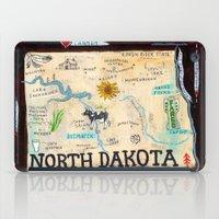 NORTH DAKOTA iPad Case