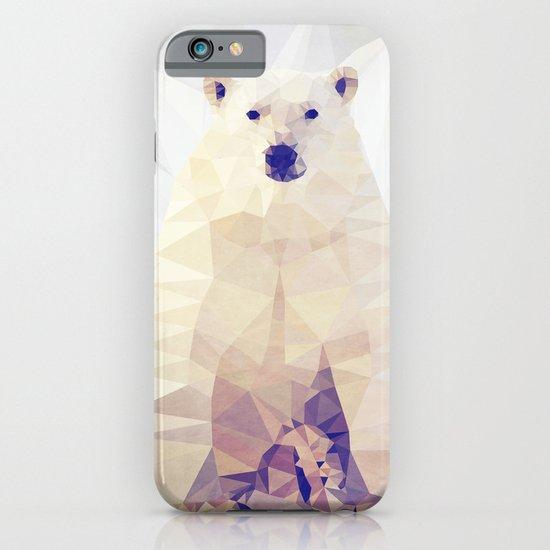 Lazy Bear iPhone & iPod Case