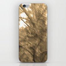 Treeage I - Sepia iPhone & iPod Skin